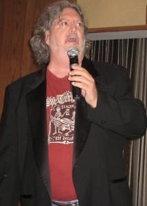 Portable Empire Coach, Pat O'Bryan, Unseminar 7