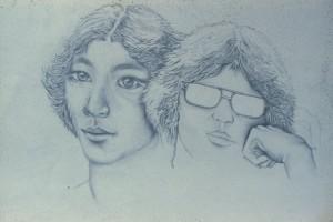 William Soo's Self Portrait Series